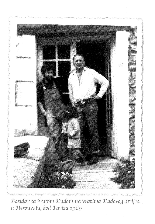 Tata i stric Dado